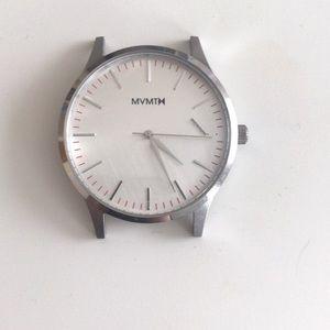 MVMT Watch - silver